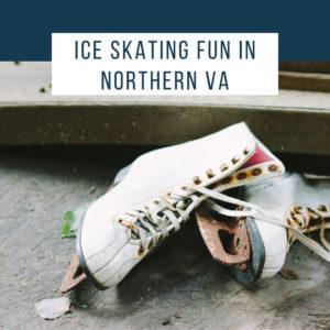 Ice Skating Fun in Northern Virginia